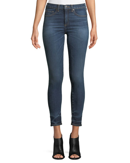 "KATE 10"" SMART STRETCH CROPPED SKINNY JEANS"