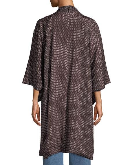 Vintage One-of-a-Kind Long Kimono
