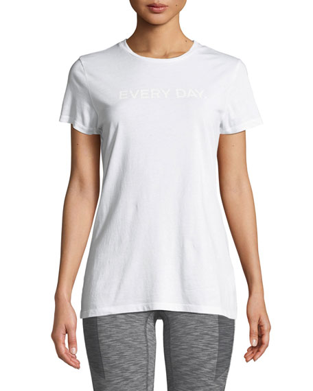Every Day Cotton Graphic Tee