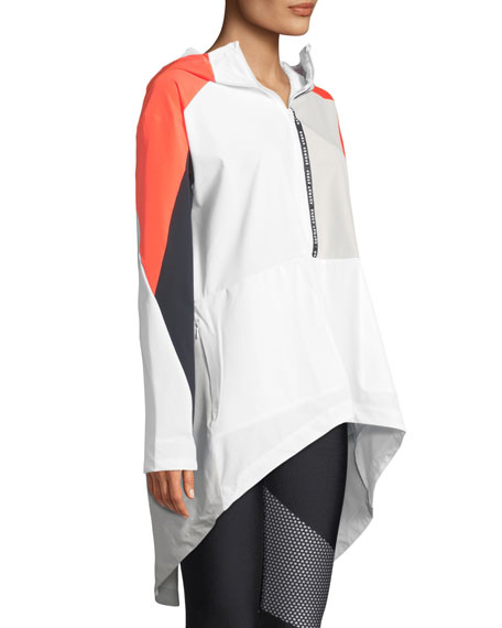 577ba900 Unstoppable Woven Colorblock Anorak Jacket