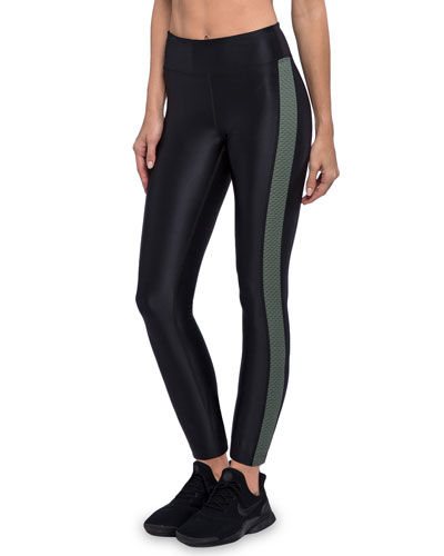 Dynamic Duo Energy High-Rise Activewear Leggings