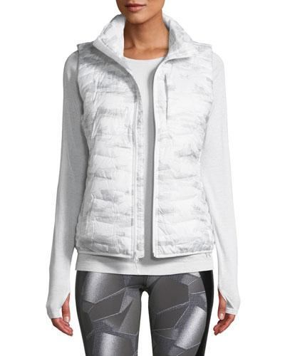 ColdGear Reactor Zip-Front Activewear Vest