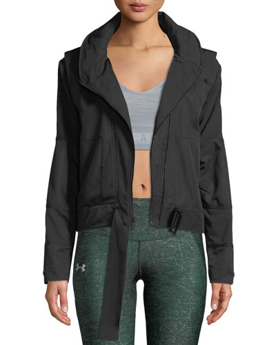 Generation Woven Hooded Active Jacket