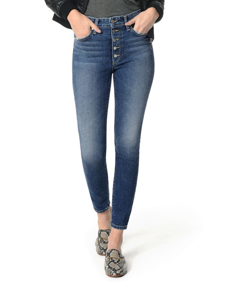 Joe's Jeans The Charlie Ankle Skinny Jeans with