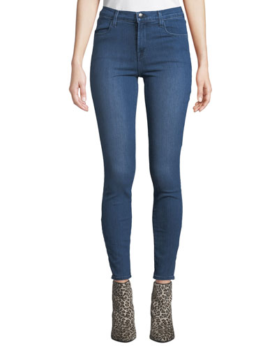 Maria High-Rise Super Skinny Jeans