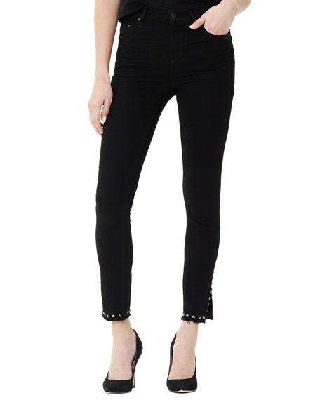 Citizens of Humanity Rocket Cropped High-Rise Jeans with