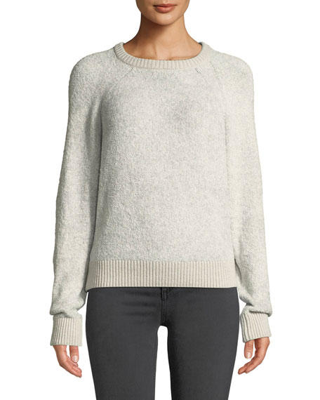 rag & bone/JEAN Valerie Long-Sleeve Pullover Sweater