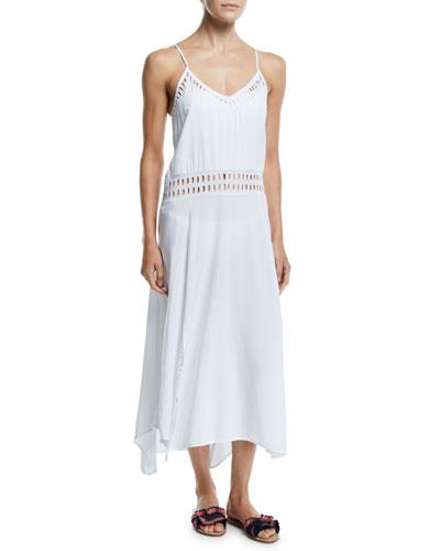 Deana Cutout Long Coverup Dress