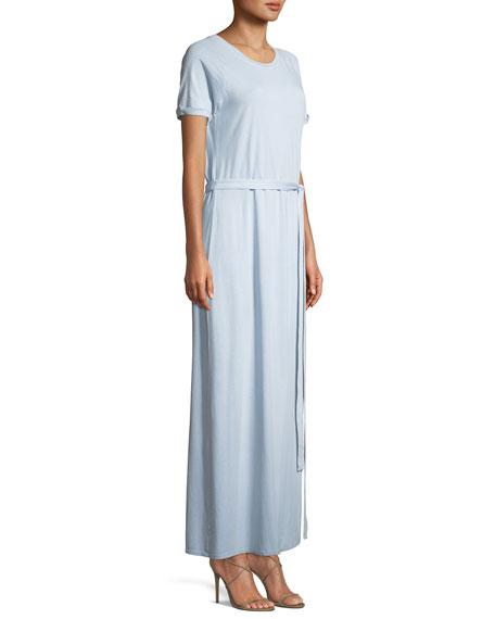 Welles Pigment-Dyed Midi Tee Dress