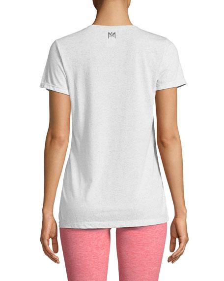 Salty Slogan Beach T-Shirt
