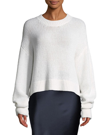 Sablyn MERCY CASHMERE PULLOVER SWEATER