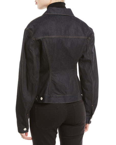 Femme Trucker Denim Jacket