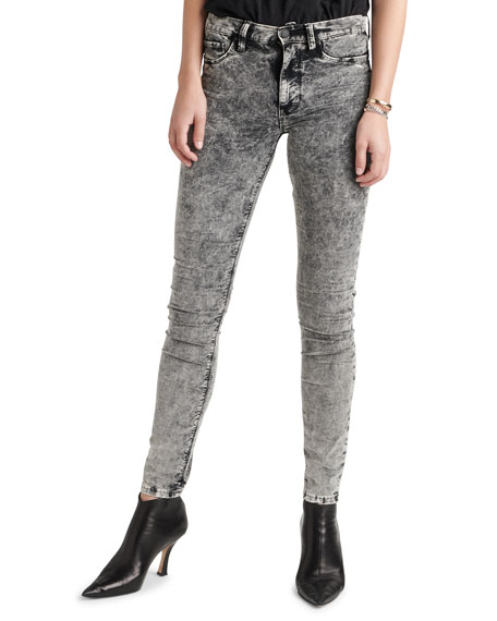 Hudson Barbara High-Rise Super Skinny Jeans