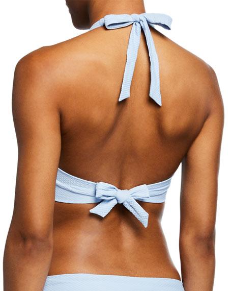 ff68ec0165 Heidi Klein U-Bar Underwire Halter Bikini Top, D-G Cup