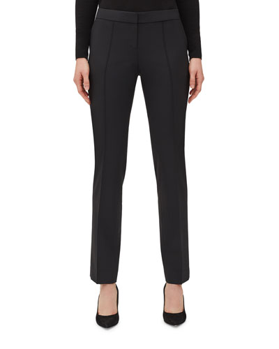 Essex Front-Seam Ankle Pants