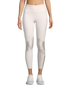 Love High Waist Paneled Performance Tights by Alala