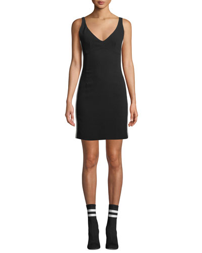 Hot Stuff Sleeveless Slip Dress