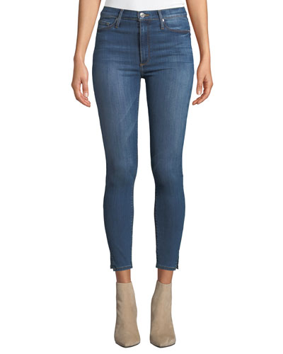 Kate Super High-Rise Skinny Ankle Jeans