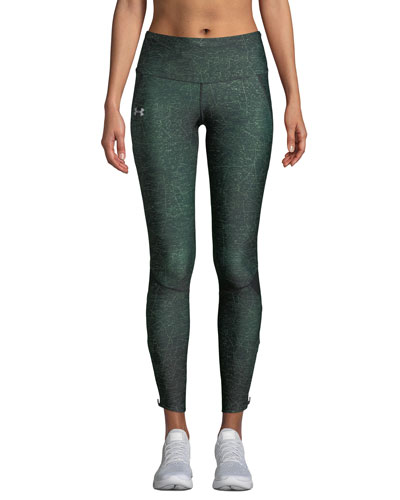 Fly Fast Printed Running Tights