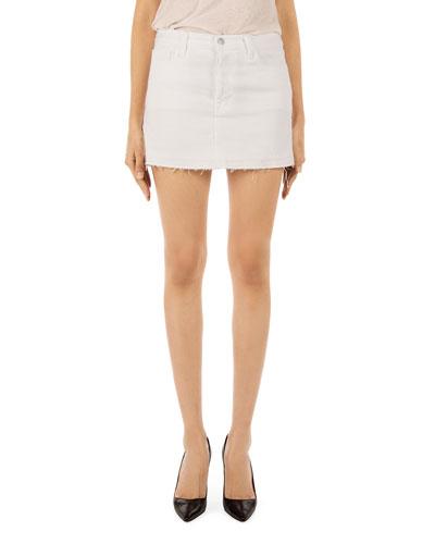 Bonny Denim Mini Skirt