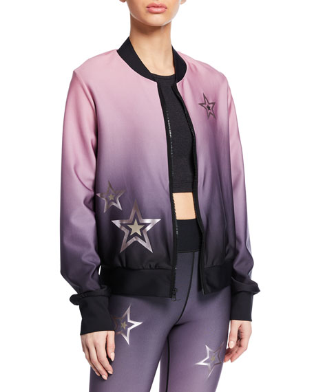 Ultracor DUOCHROME POPSTAR BOMBER JACKET