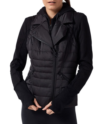 3-in-1 Packable Puffer Jacket