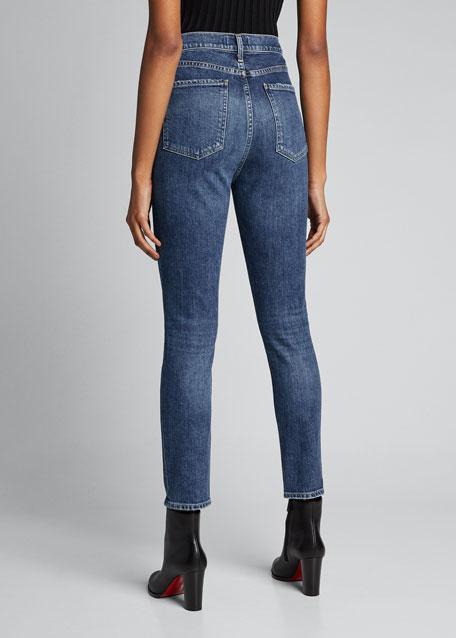 b9bbb9ab21 Nico Slim-Fit High-Rise Jeans