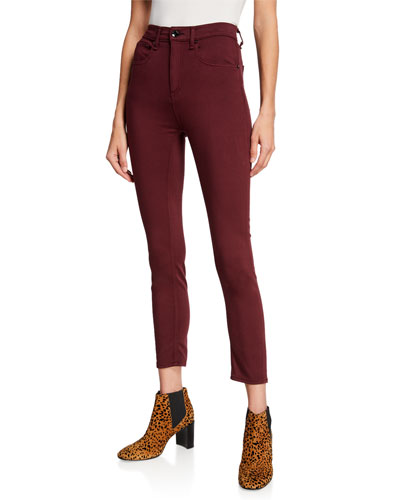 Women s Jeans on Sale   High-Waist Jeans at Bergdorf Goodman 87c157526d15