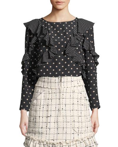 2b998b891e Rebecca Taylor Clothing   Jumpsuits   Slip Dresses at Bergdorf Goodman