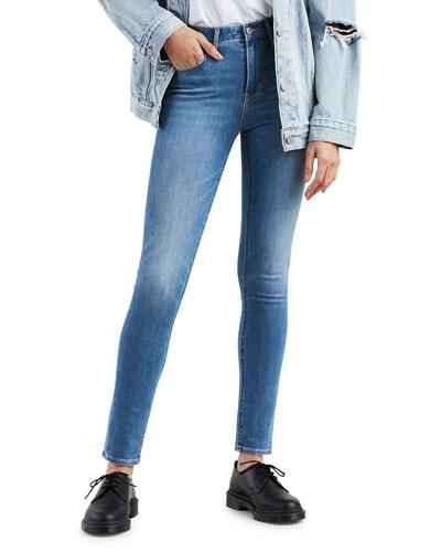 721 High-Rise Skinny Jeans