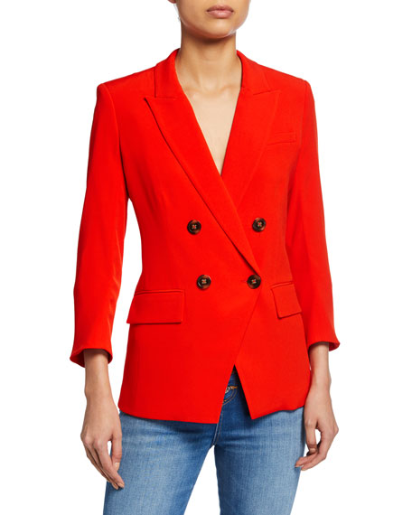 Veronica Beard Dinah Dickey Jacket