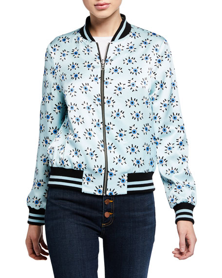 Lonnie Reversible Bomber Jacket
