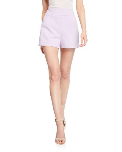 Donald High-Waist Shorts