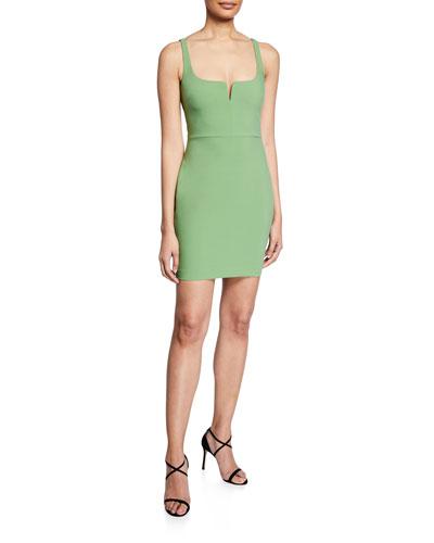c5e458059156 Constance Sleeveless Mini Dress