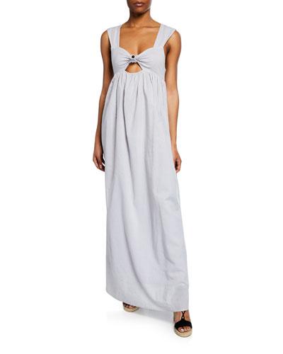 East Hampton Coverup Babydoll Dress