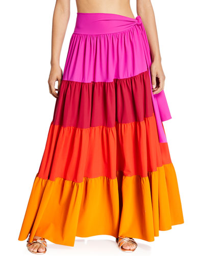 742e0a2e94 Vittoria Convertible Colorblock Maxi Skirt Dress Quick Look. Chiara Boni La  Petite Robe