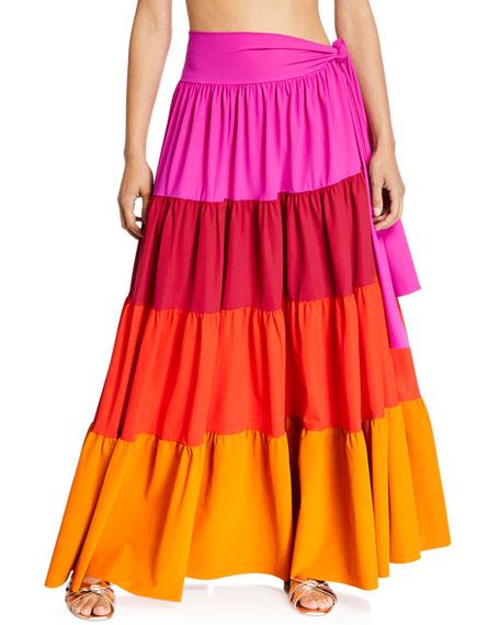 Chiara Boni La Petite Robe Vittoria Convertible Colorblock