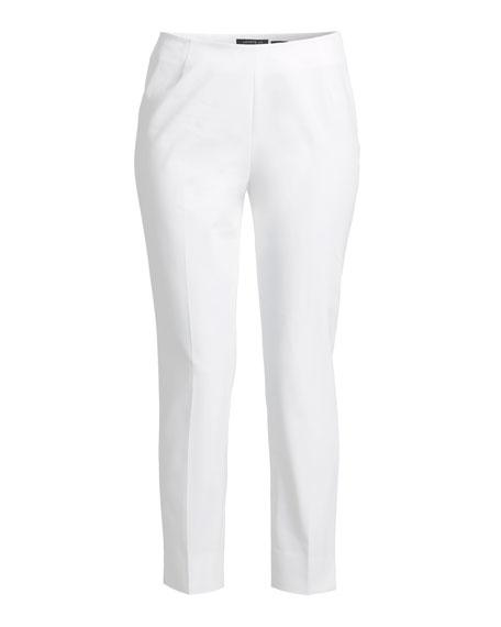 Fundamental Bi-Stretch Cropped Stanton Pant