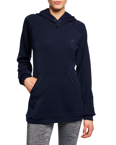 Smooth Tech Active Pullover Hoodie