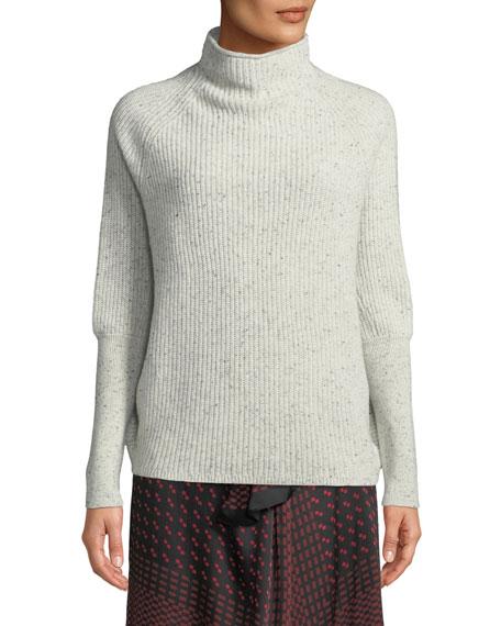56d2059ae Club Monaco Emma Funnel-Neck Cashmere Sweater