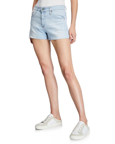 Bryn Ex-Boyfriend Denim Cutoff Shorts