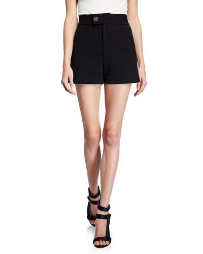 Bradwin High-Waist Shorts