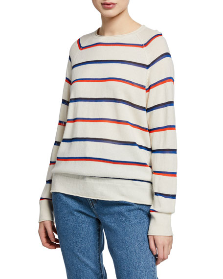 The Penny Striped Pullover Sweater
