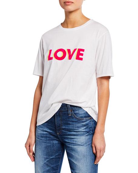 Kule T-shirts THE MODERN LOVE SHORT-SLEEVE T-SHIRT