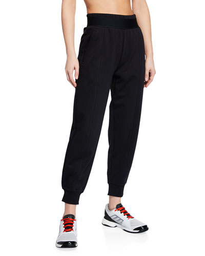 Ess High-Waist Active Sweatpants