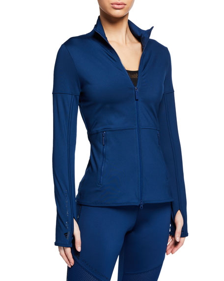 Performance Essentials Mid-Layer Zip-Front Active Top