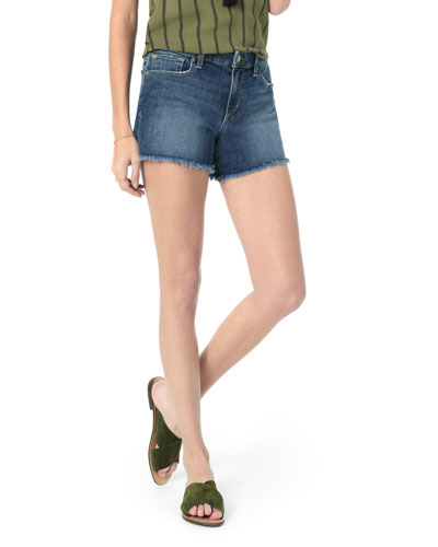 The Ozzie Cutoff Denim Shorts