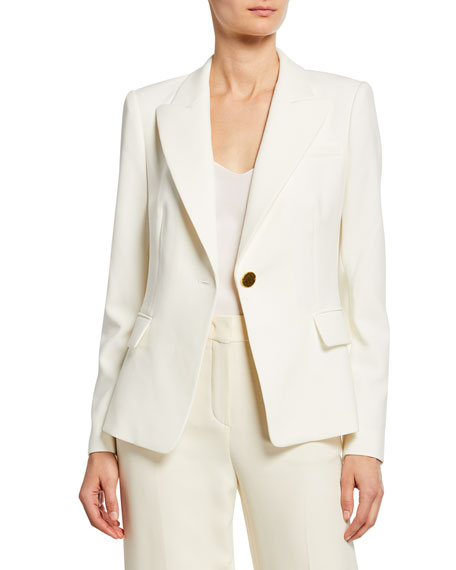Dylan One-Button Tailored Jacket