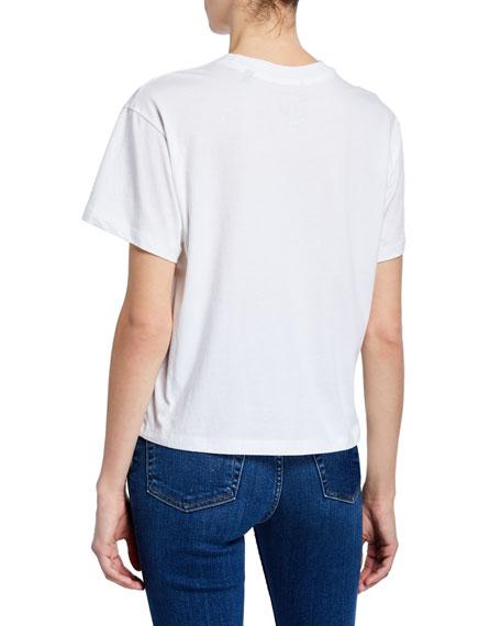 Short-Sleeve Jersey Cotton Boy Tee