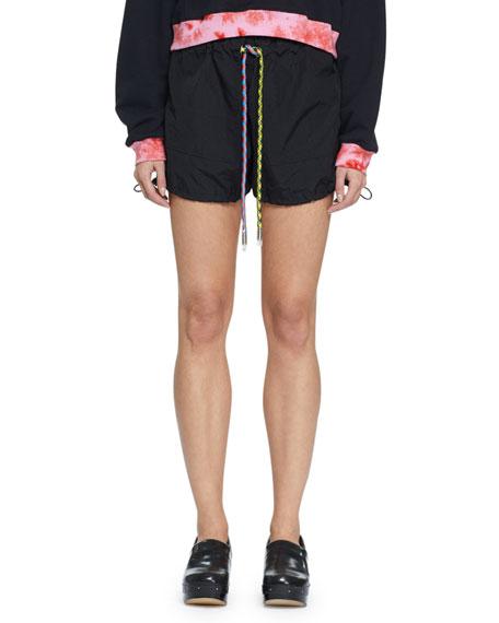 Pswl Shorts DRAWSTRING PARACHUTE SHORTS